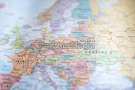 poland belarus ukraine germany and france