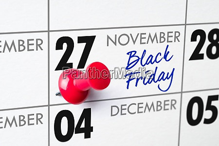 black friday november 27