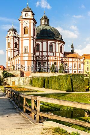 chateau jaromerice nad rokytnou czech republic