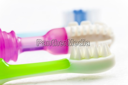 still, life, teethers, and, toothbrush - 29016494