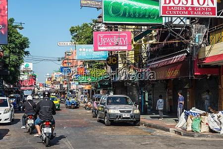 the khaosan road or khao san