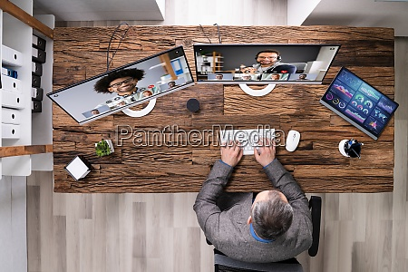 elearning video conference webinar