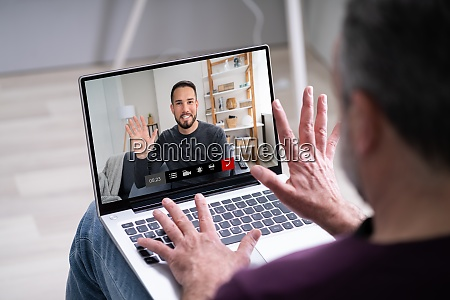 video conference online call