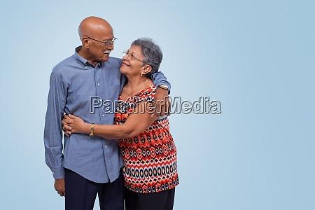 elderly couple relationship