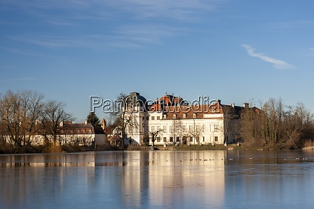 riegersburg castle in northern austria