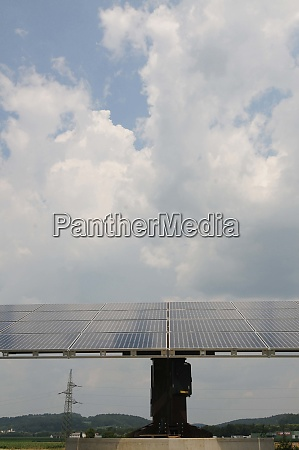 solar panel and photovoltaics for sustainable