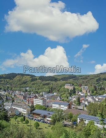 village of schleiden eifel germany