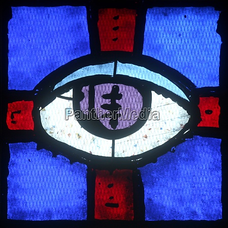 christian religious symbol all seeing