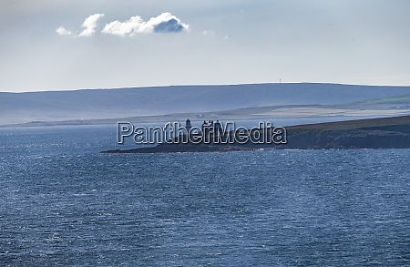 panoramablick orkney insel
