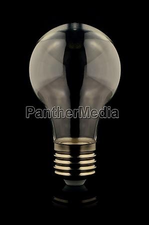 empty light bulb