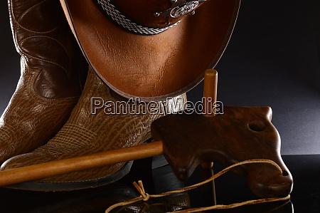 cowboy playful dreams