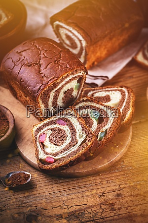 eastern european freshly baked dessert