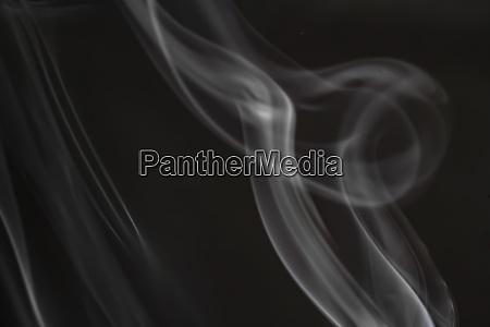 dynamic smoke flow