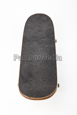 used skateboard