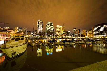 view of puerto madero in buenos
