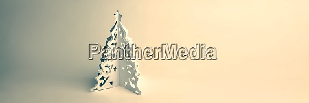 winter background design concept with christmans