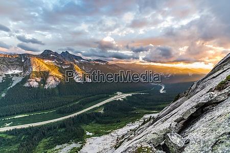 yak peak near hope british columbia