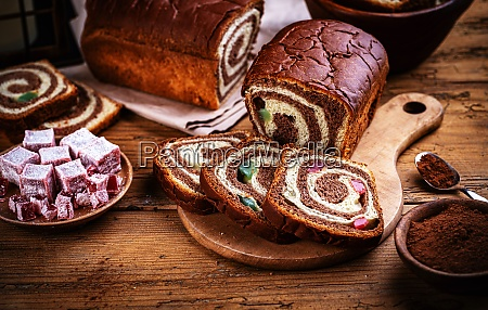 traditional handmade pastries