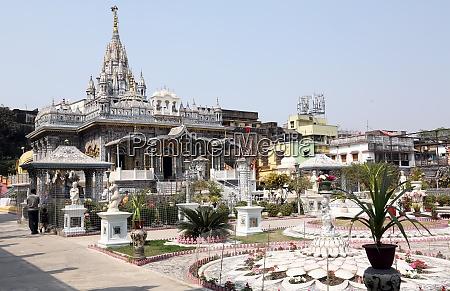jain temple in kolkata west bengal