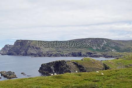 irelands coasts cliffs between glencolumbkill