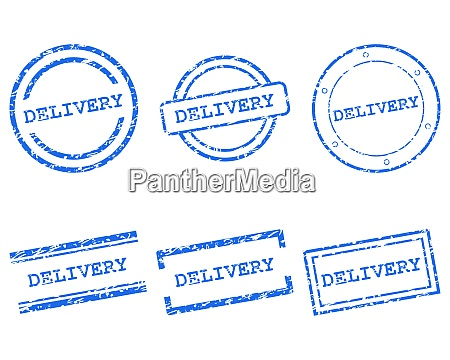 delivery stamps