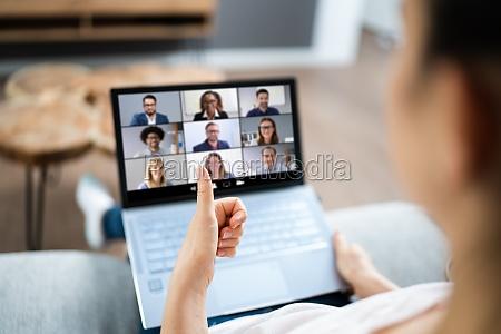 live elearning video conference webinar