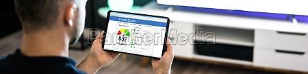 online credit score check