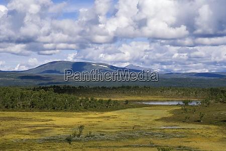 flatruet mountain plateau