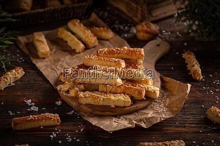 cheese puff sticks