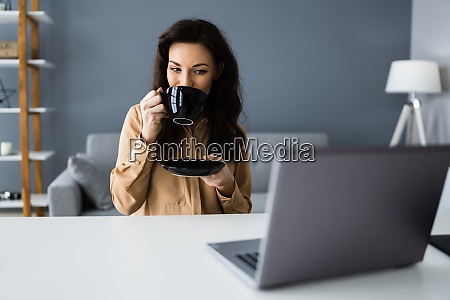 virtual coffee break online