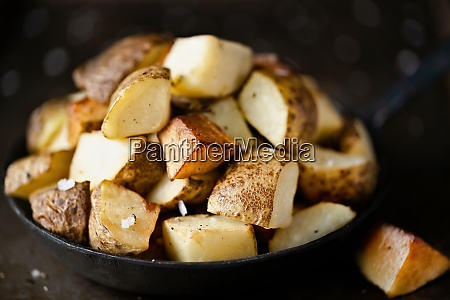 spanish fried potatoes