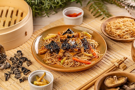 noodles stir fry