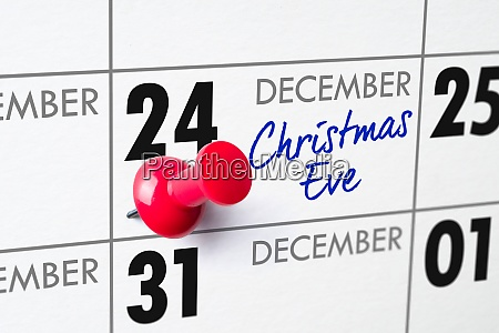 christmas eve december 24