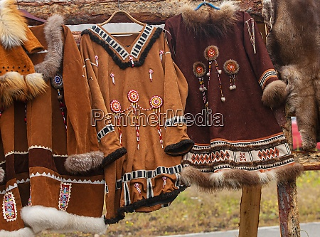 clothing of the northern peoples of
