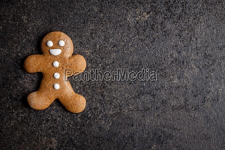 xmas gingerbread man