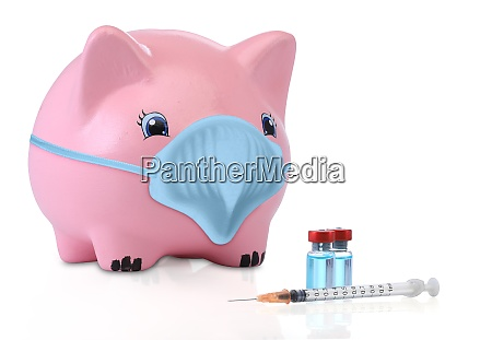 vaccinating the piggy bank