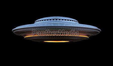 unidentified flying object clipping path ufo
