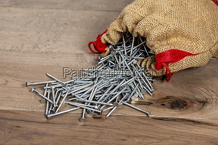 nails for plaster walls fell