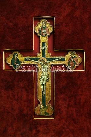cristoforo da bologna crucifixion old masters