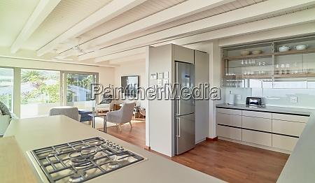 modern home showcase interior kitchen