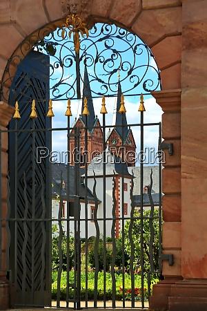 saint marcellinus and peter in seligenstadt
