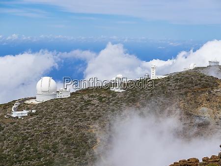 spain canary islands la palma observatory