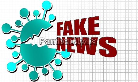 fake news related to coronavirus covid