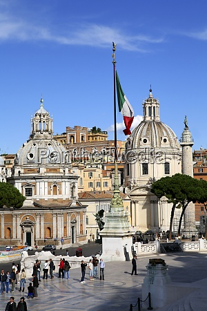 italy rome church of the most