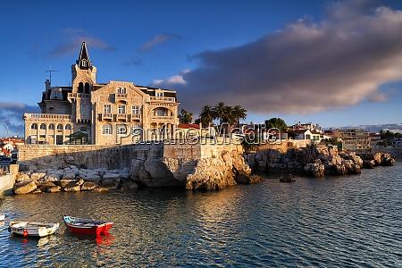 portugal cascais coast