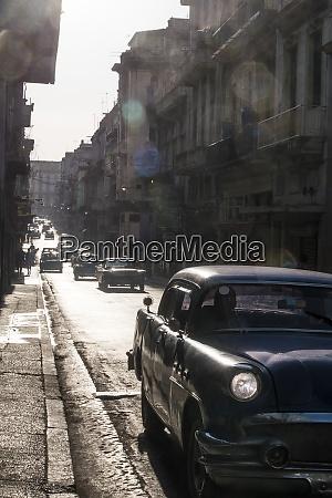 cuba havana vintage cars