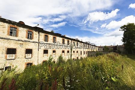 estonia tallinn former patarei prison