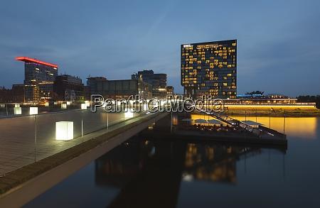 germany duesseldorf hotel hyatt regency and