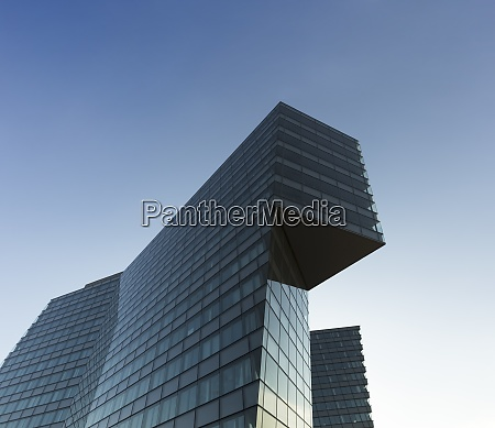 austria vienna modern office tower