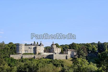 france burgundy chateau de chastellux
